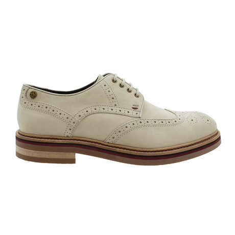 Bart II Modern Lace Up Oxford // Oyster (US: 7)