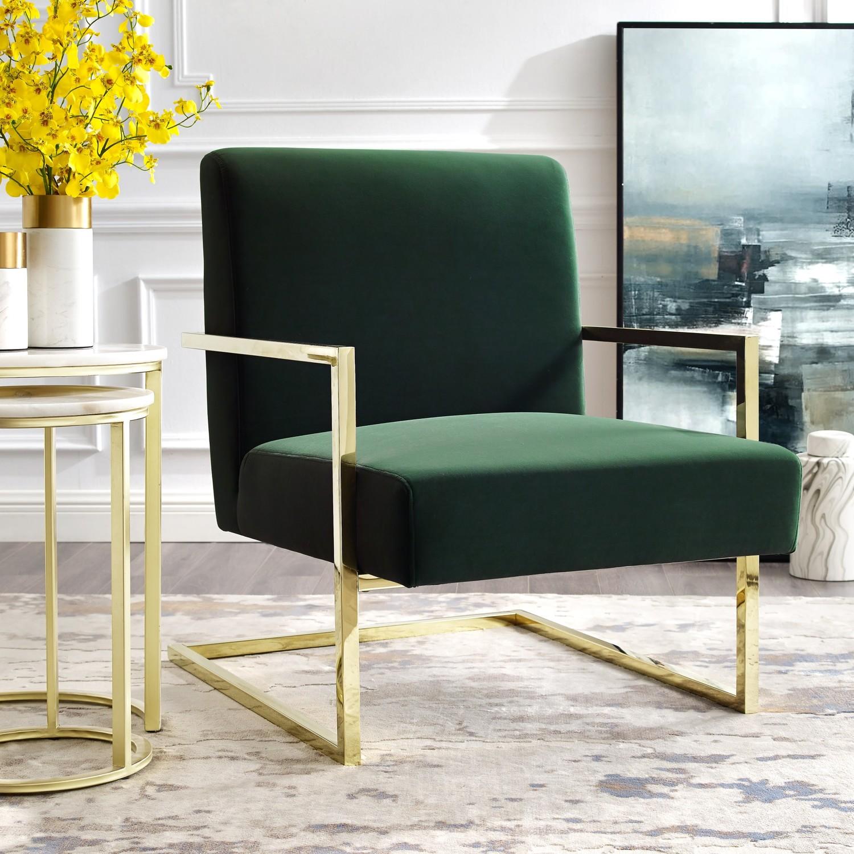 Remarkable Frankie Velvet Accent Chair Grey Chrome Nicole Miller Cjindustries Chair Design For Home Cjindustriesco