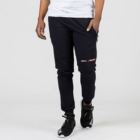 Marshall Track Pants // Navy Blue (XS)