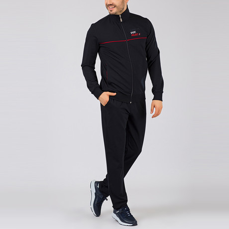 Fred Tracksuit // Navy (XS)