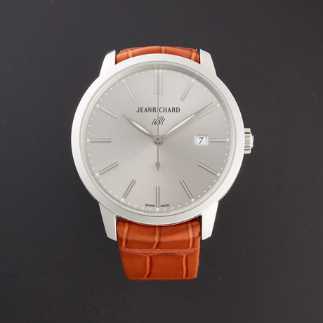 JeanRichard Automatic // 60300-11-132-AAP