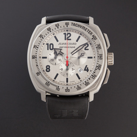 JeanRichard Chronograph Automatic // 60650-21-001-001