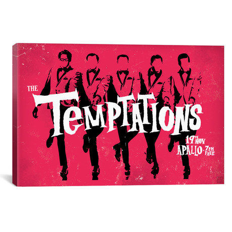 The Temptations // Elliot Griffin