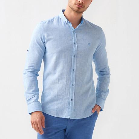 Bo Shirt // Blue (2XL)