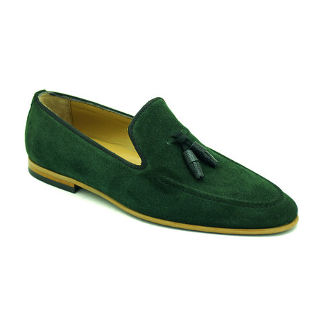 Pascal Loafer // Green (Euro: 39)