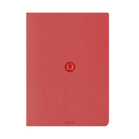 CZUR Purify Notebook // Red