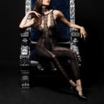 Lola Bodysuit // Black (L)