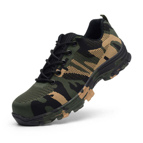 Camouflage // Green (Men's US: 4)