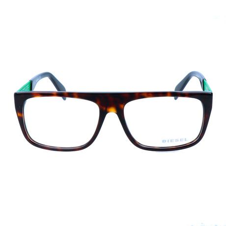 Unisex DL5135 Frames // Dark Havana