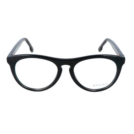 Unisex DL5204 Frames // Black