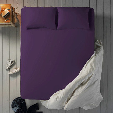 Microfiber Sheet Set // Lavender (Twin XL)