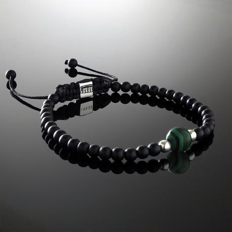 Solus Malachite Bracelet (Small)