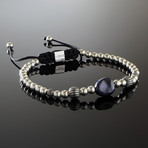 Imperial Sapphire Sterling Silver Bracelet (Small)