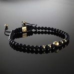 Invictus 9K Gold Bracelet (S)