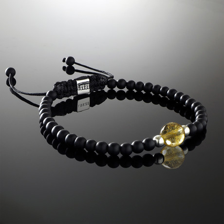 Solus Citrine Bracelet (Small)