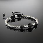 Trinity Sterling Silver Bracelet (S)
