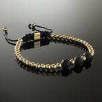 Lava + Gold Bracelet (Small)