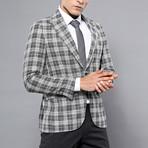 Dax Slim Fit Blazer // Gray (Euro: 52)