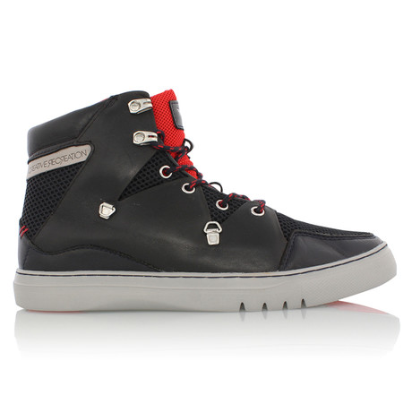 Spero Sport Hiker Boots // Black + Red (US: 7)