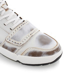 Cesario Archive Sneakers // White Burnish (US: 8)