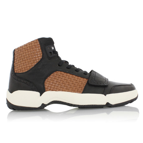 Cesario Archive Sneakers // Black + Brown (US: 7)