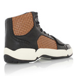 Cesario Archive Sneakers // Black + Brown (US: 9)
