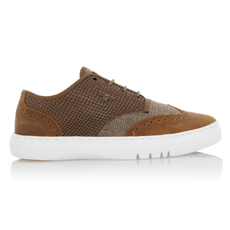 Defeo Wingtip Oxford Sneaker // Brown (US: 7)
