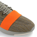 Ceroni Slip On // Cement Military Orange (US: 10.5)