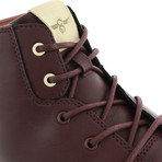 Vito Sneakers // Burgundy (US: 7)
