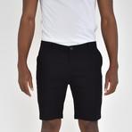 Twill Shorts // Black (34)