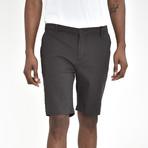 Twill Shorts // Charcoal (38)