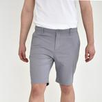 Twill Shorts // Gray (34)