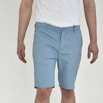 Twill Shorts // Blue (32)