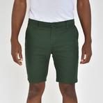 Twill Shorts // Evergreen (30)