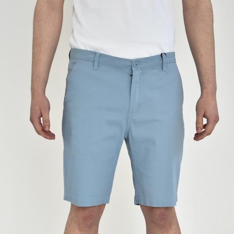 Twill Shorts // Blue (30)