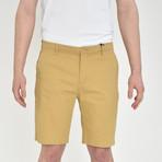 Twill Shorts // Mustard (30)