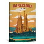 "Barcelona (18""W x 26""H x 0.75""D)"
