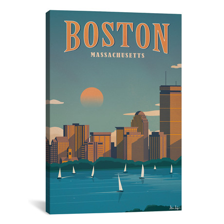 "Boston (18""W x 26""H x 0.75""D)"