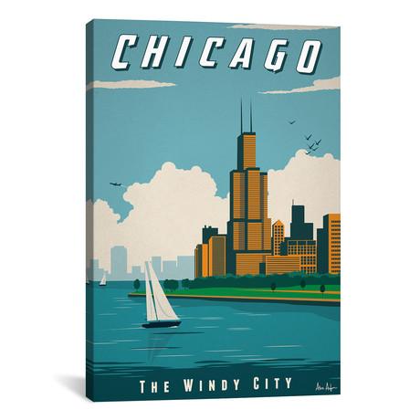 """Chicago (18""""W x 26""""H x 0.75""""D)"""