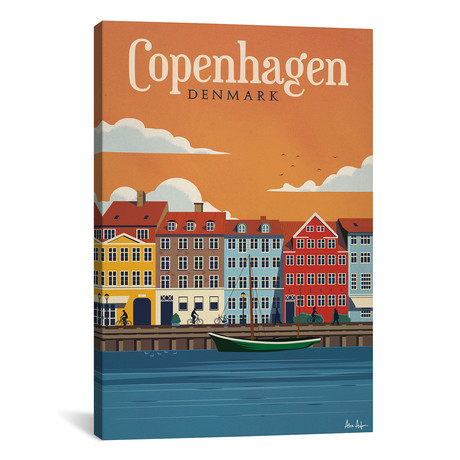 "Copenhagen (18""W x 26""H x 0.75""D)"