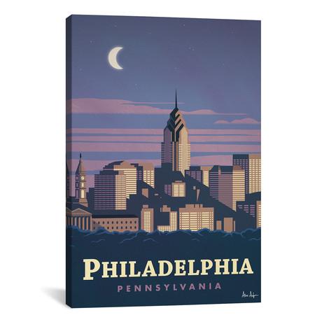 "Philadelphia (18""W x 26""H x 0.75""D)"