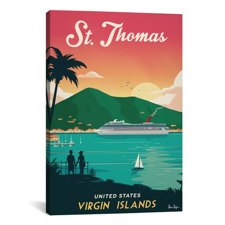"""St. Thomas (18""""W x 26""""H x 0.75""""D)"""