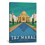 """Taj Mahal (18""""W x 26""""H x 0.75""""D)"""