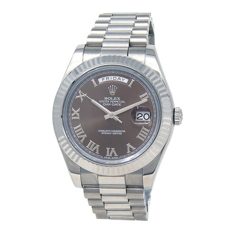 Rolex Day-Date II Automatic // 218239 // Random Serial // Pre-Owned