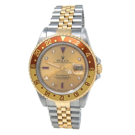 Rolex GMT-Master II Automatic // 16713 // S Serial // Pre-Owned