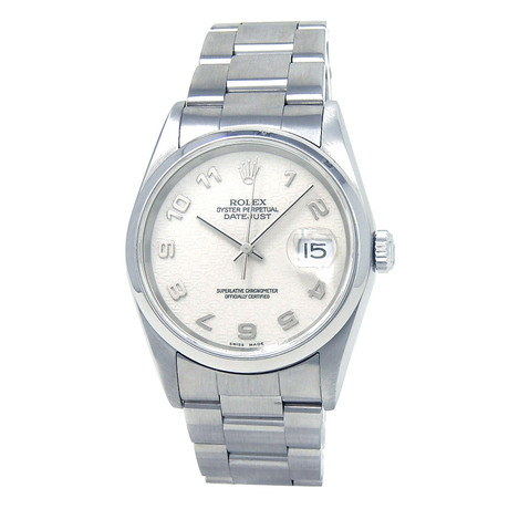 Rolex Datejust Automatic // 16200 // F Serial // Pre-Owned