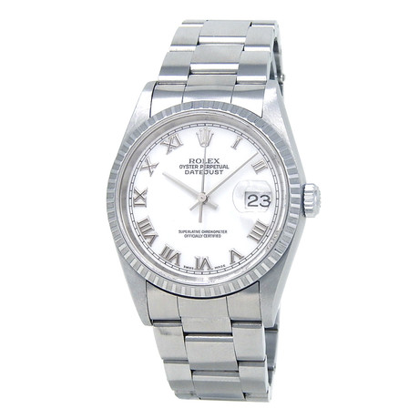 Rolex Datejust Automatic // 16220 // D Serial // Pre-Owned