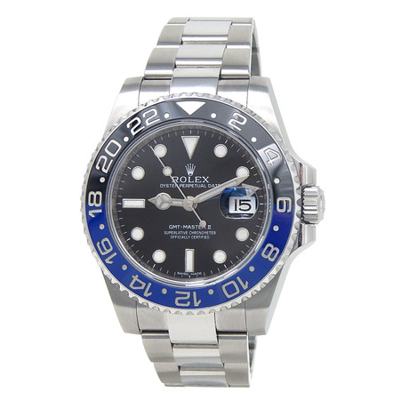 Rolex GMT-Master II Automatic // 116710BLNR // Random Serial // Pre-Owned