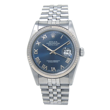 Rolex Datejust Automatic // 16234 // E Serial // Pre-Owned