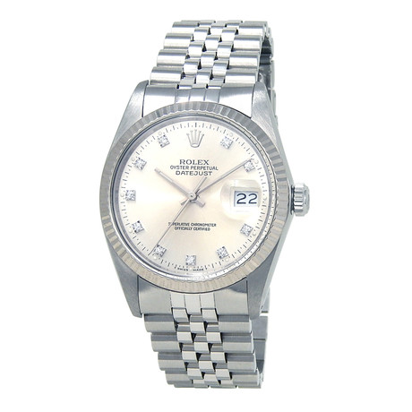 Rolex Datejust Automatic // 16014 // R Serial // Pre-Owned